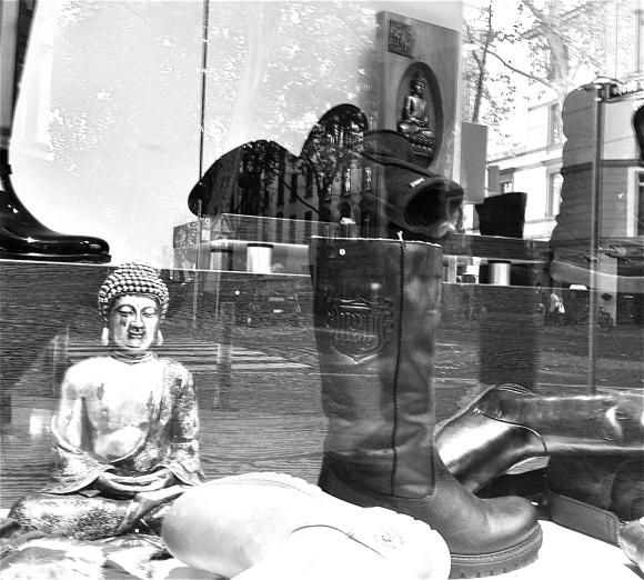 Buddhist Bullshit 01