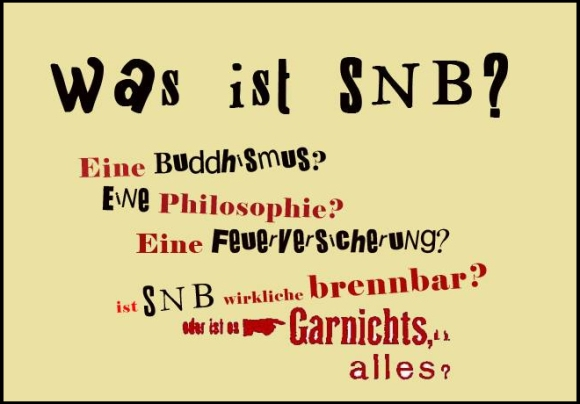 Was ist SNB